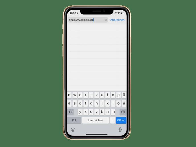 ios02 my belonio app